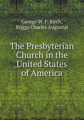 The Presbyterian Church in the United States of America