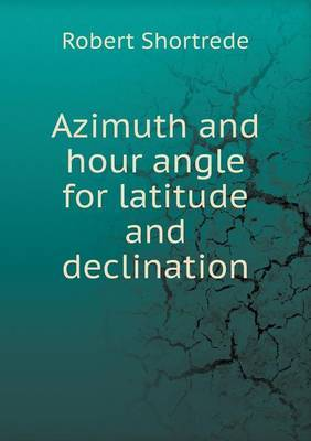Azimuth and Hour Angle for Latitude and Declination