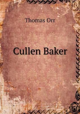 Cullen Baker
