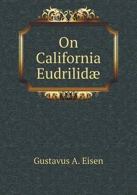 On California Eudrilidae