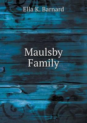 Maulsby Family