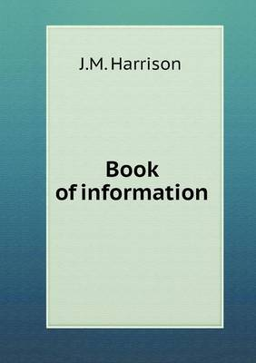 Book of Information