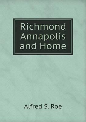 Richmond Annapolis and Home