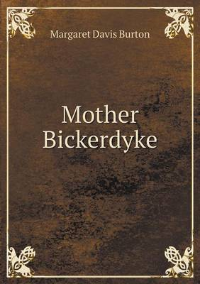 Mother Bickerdyke