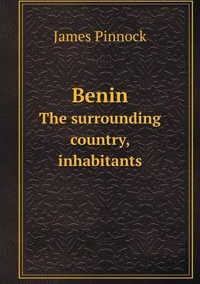 Benin the Surrounding Country, Inhabitants