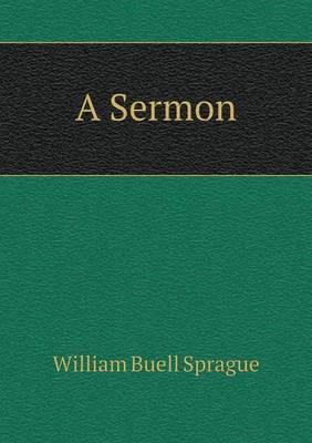 A Sermon