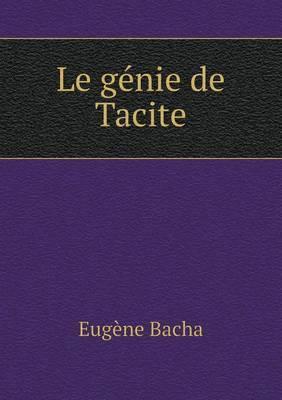 Le Genie de Tacite