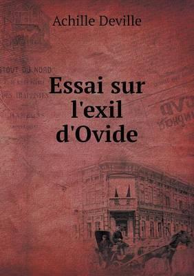 Essai Sur L'Exil D'Ovide