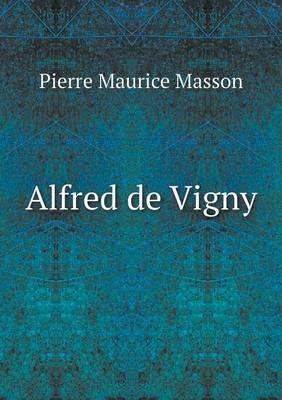 Alfred de Vigny