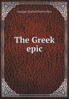 The Greek Epic