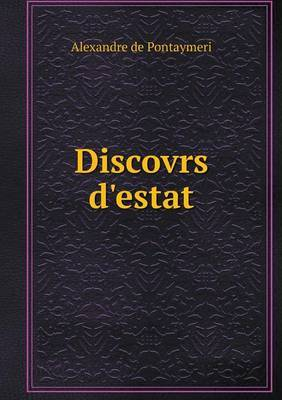 Discovrs D'Estat