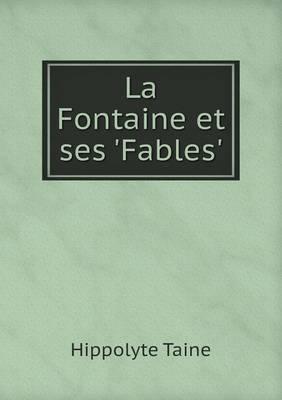 La Fontaine Et Ses 'Fables'