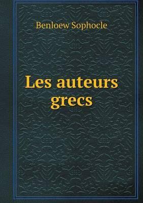 Les Auteurs Grecs