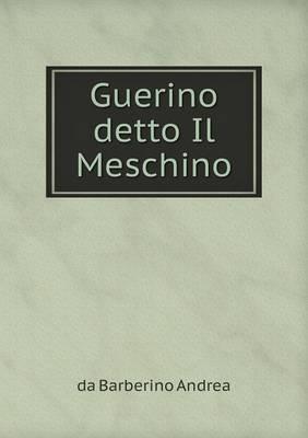 Guerino Detto Il Meschino