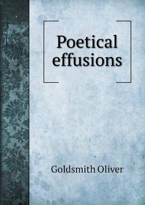 Poetical Effusions