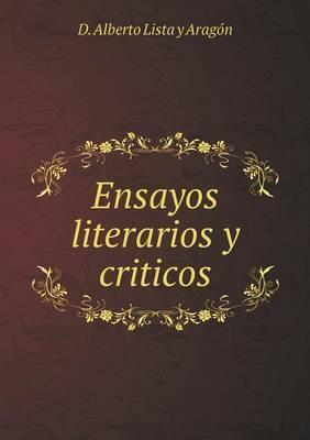 Ensayos Literarios y Criticos