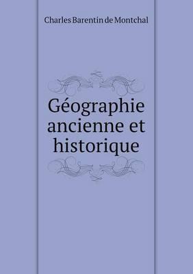 Geographie Ancienne Et Historique