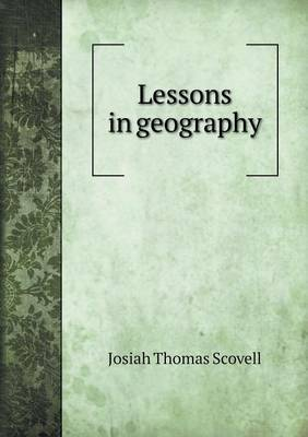 Lessons in Geography