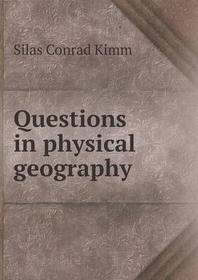 Questions in Physical Geography