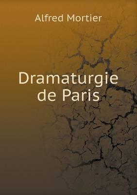 Dramaturgie de Paris