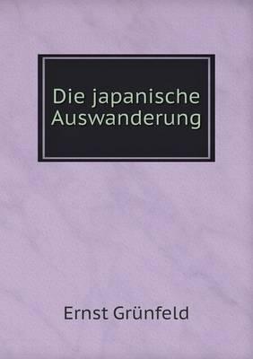 Die Japanische Auswanderung