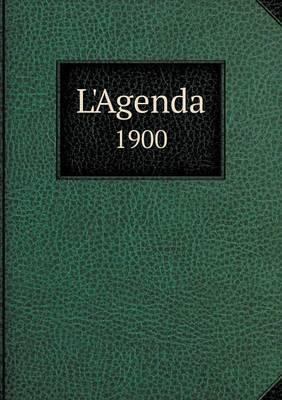 L'Agenda 1900