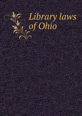 Library Laws of Ohio