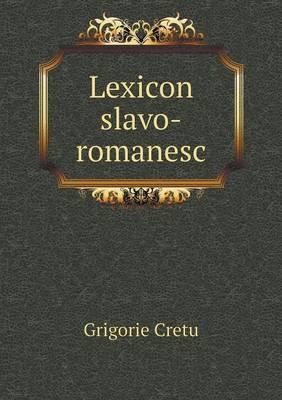 Lexicon Slavo-Romanesc