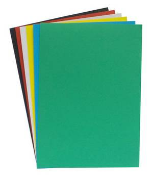 A4 Chart Paper Assorted Color