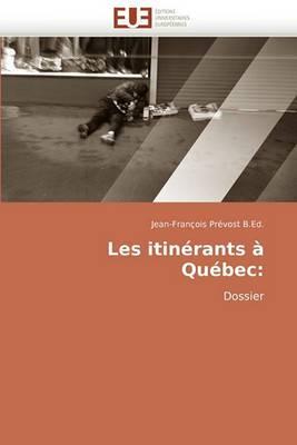 Les Itinerants a Quebec: