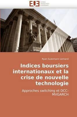 Indices Boursiers Internationaux Et La Crise de Nouvelle Technologie