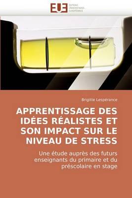 Apprentissage Des Idees Realistes Et Son Impact Sur Le Niveau de Stress