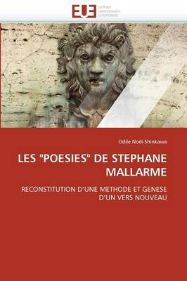 Les  Poesies  de Stephane Mallarme