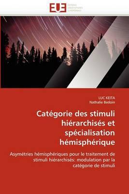 Categorie Des Stimuli Hierarchises Et Specialisation Hemispherique
