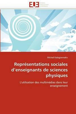 Representations Sociales D''Enseignants de Sciences Physiques