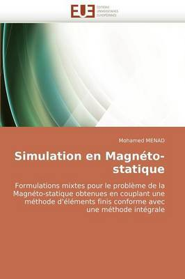 Simulation En Magneto-Statique