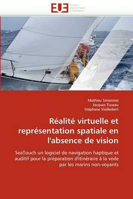 Realite Virtuelle Et Representation Spatiale En L''Absence de Vision