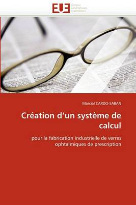 Creation D'Un Systeme de Calcul