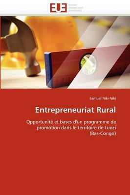 Entrepreneuriat Rural