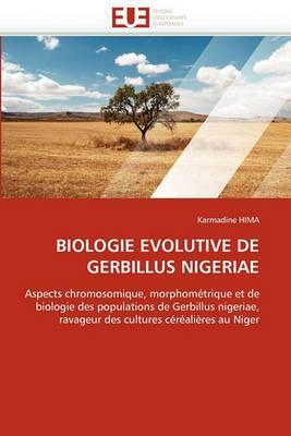 Biologie Evolutive de Gerbillus Nigeriae