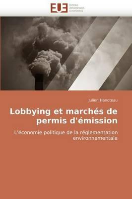 Lobbying Et Marches de Permis D''Emission