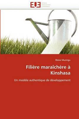 Filiere Maraichere a Kinshasa