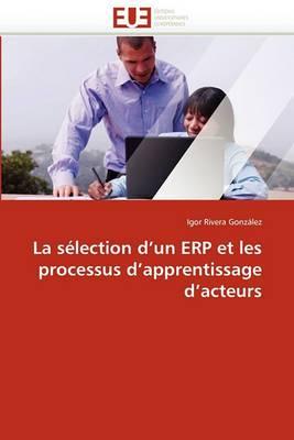 La Selection D''Un Erp Et Les Processus D''Apprentissage D''Acteurs