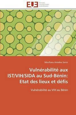 Vulnerabilite Aux Ist/Vih/Sida Au Sud-Benin: Etat Des Lieux Et Defis