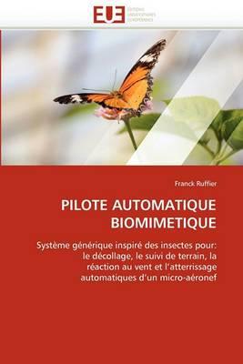 Pilote Automatique Biomimetique