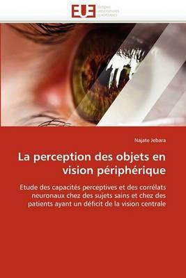 La Perception Des Objets En Vision Peripherique