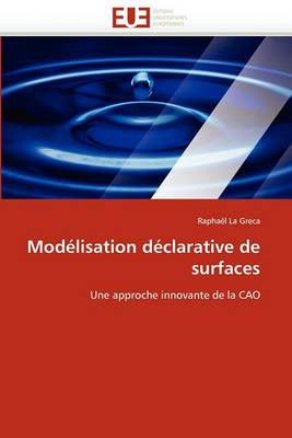 Modelisation Declarative de Surfaces