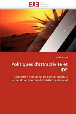 Politiques D''Attractivite Et Ide