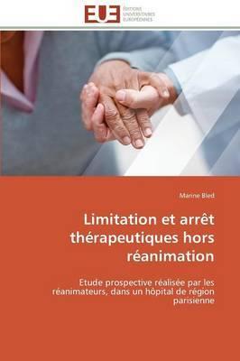 Limitation Et Arret Therapeutiques Hors Reanimation
