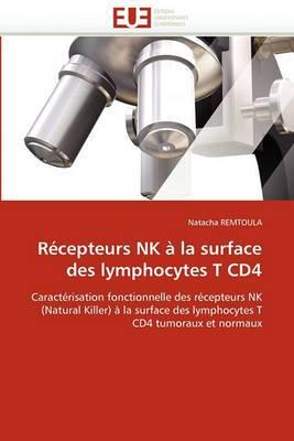 Recepteurs NK a la Surface Des Lymphocytes T Cd4